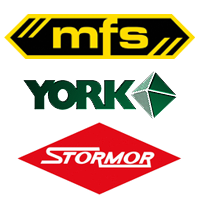 MFS, York, Stormor Grain Bins